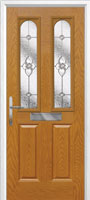 Oak Composite Doors