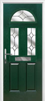 2 Panel 2 Square 1 Arch Composite Doors