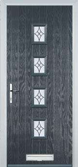 4 Square Composite Doors & Composite Doors