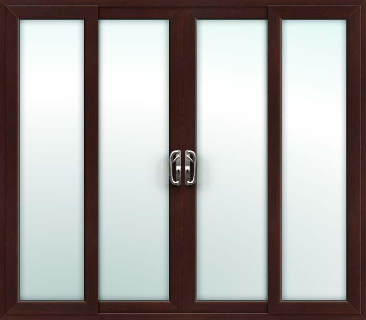 Upvc 4 Panel Sliding Patio Doors. Rosewood Sliding Patio Doors 4 ...
