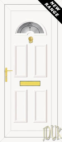 Carter One Impression UPVC Front Door