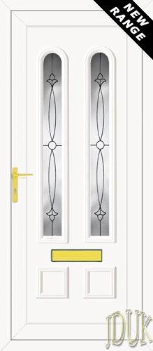 Grant Two Impression UPVC Front Door