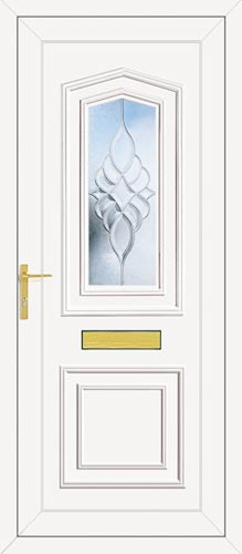 Johnson One Dream (Clear Bevel) UPVC Front Door | 219 x 500 · 12 kB · jpeg