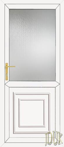 Reagan Half Panel UPVC Cottage Door