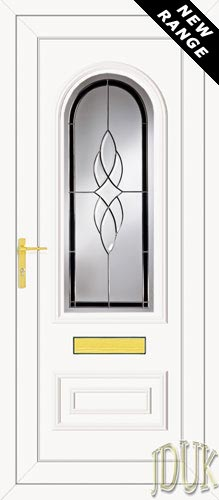 Truman One Cosmopolitan UPVC Front Door