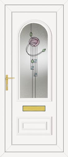 Truman One Finnieston UPVC Front Door