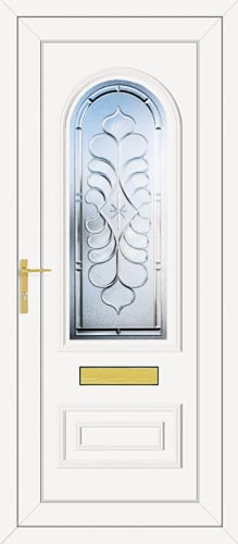 Truman One Legend (Clear Bevel) UPVC Front Door