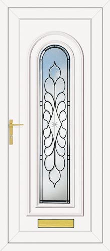 Washington One Legend (Coloured Bevel) UPVC Front Door
