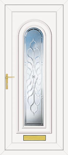 Washington One Legend (Clear Bevel) UPVC Front Door