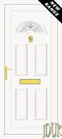 Carter One Aspiration (Resin Sandblast) UPVC Front Door