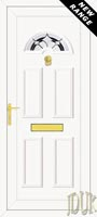 Carter One TriStar UPVC Front Door