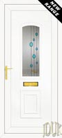 R400 Narrow UPVC Doors