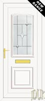 Roosevelt One Aspiration (Resin Sandblast) UPVC Front Door