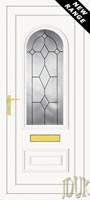 Truman One Fascination UPVC Front Door