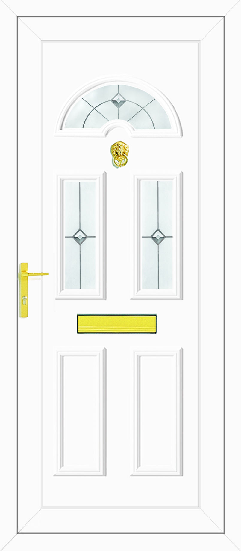 Carter Three Aspiration (Resin Sandblast) UPVC Front Door | 805 x 1837 · 348 kB · jpeg