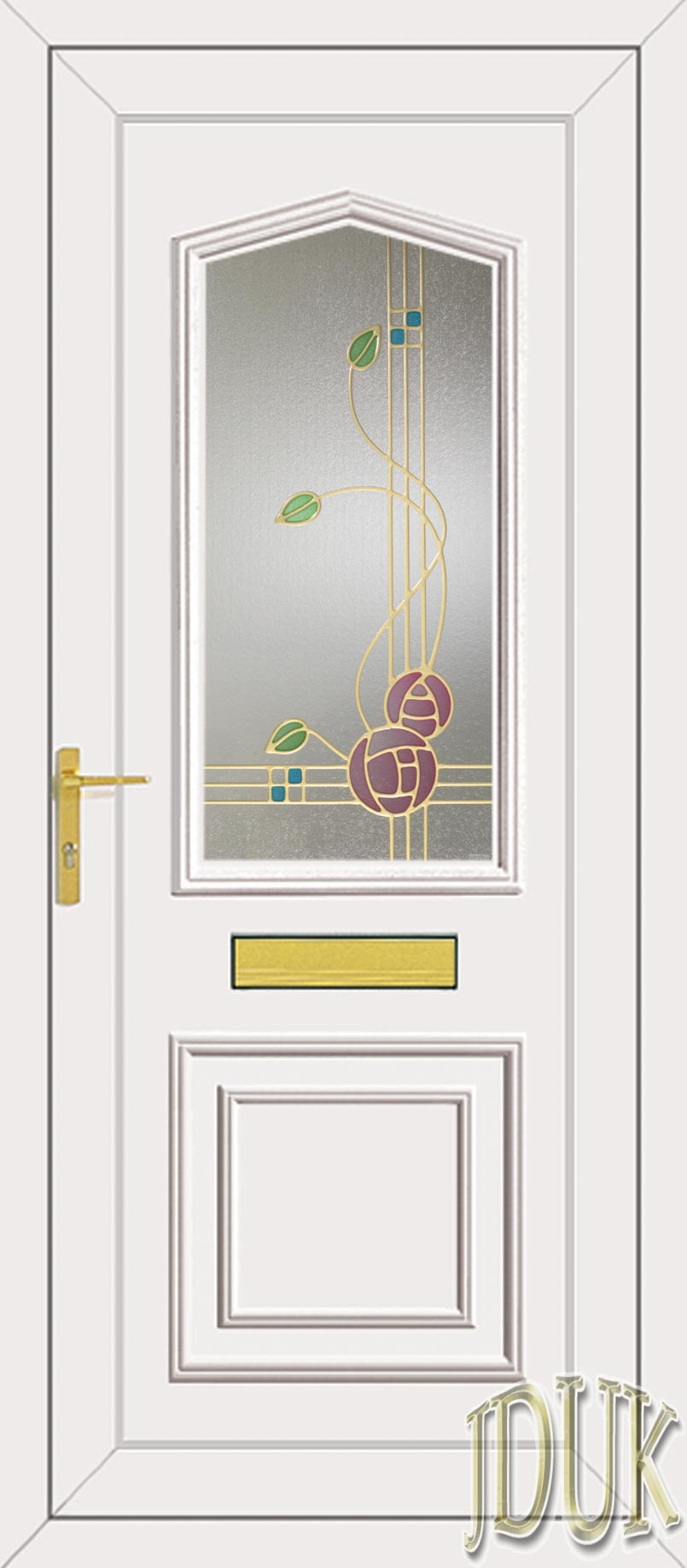 Standard specification for Ready made upvc doors