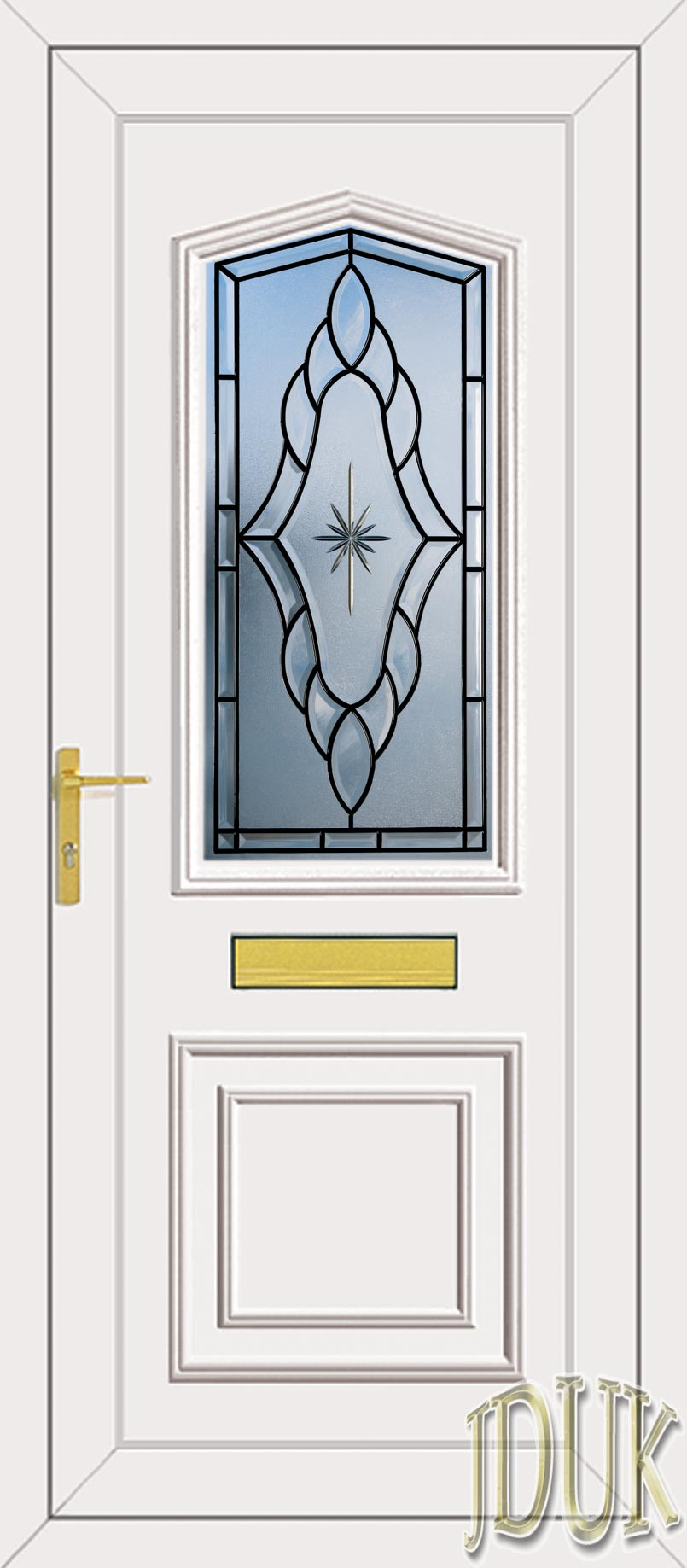 Coloured upvc front doors chartwell green upvc front for Coloured upvc doors