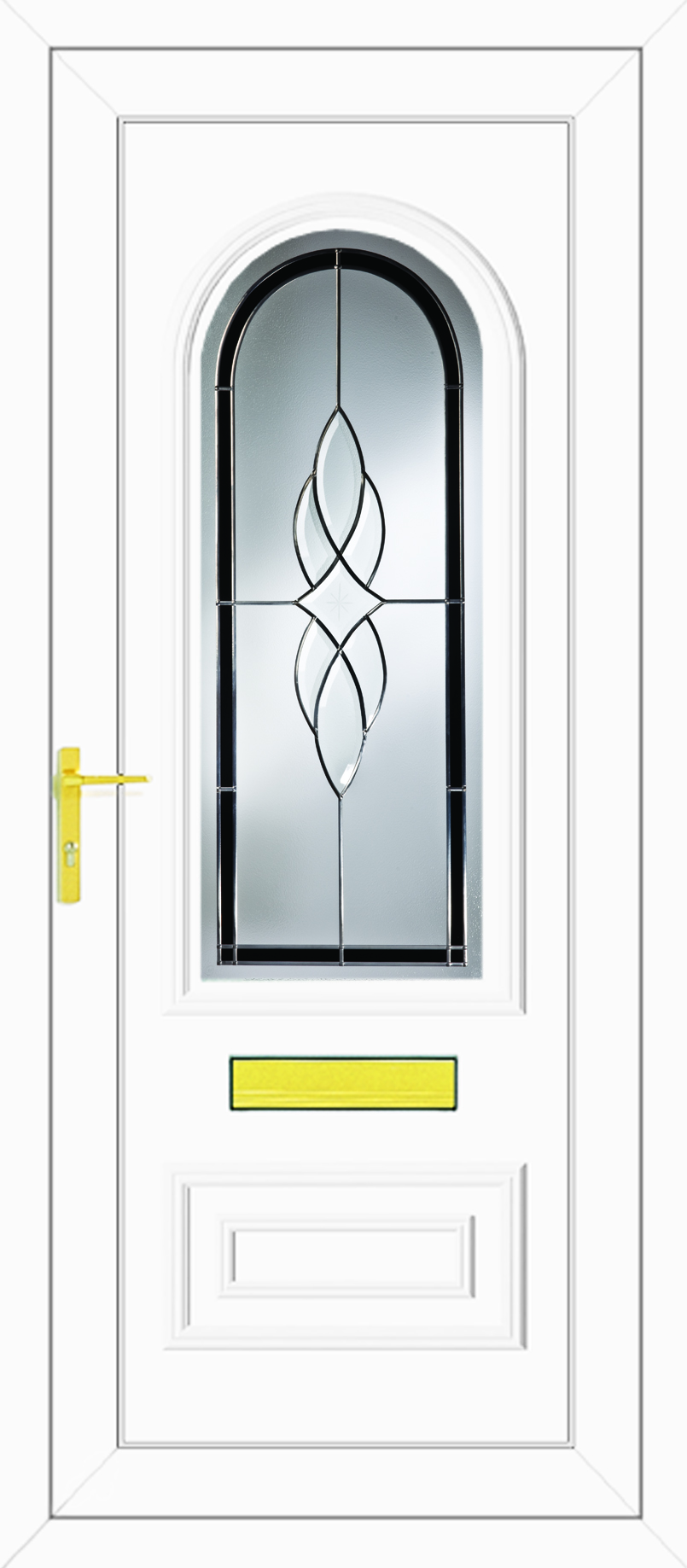 Truman one cosmopolitan upvc front door for Upvc front doors