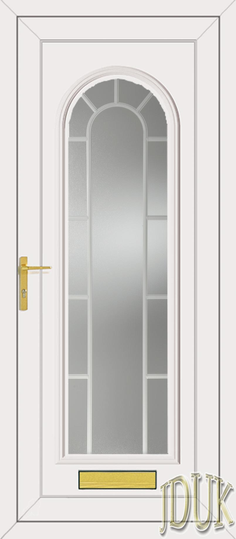 Washington one classic georgian bar upvc front door for Upvc front doors