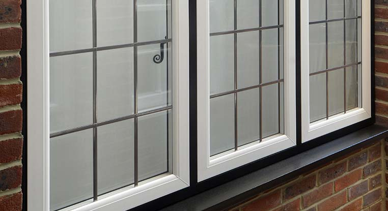 Upvc Window Colours : Flush sash windows