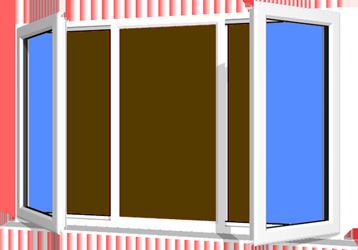 Upvc windows supply only diy upvc windows for Cheap double glazing