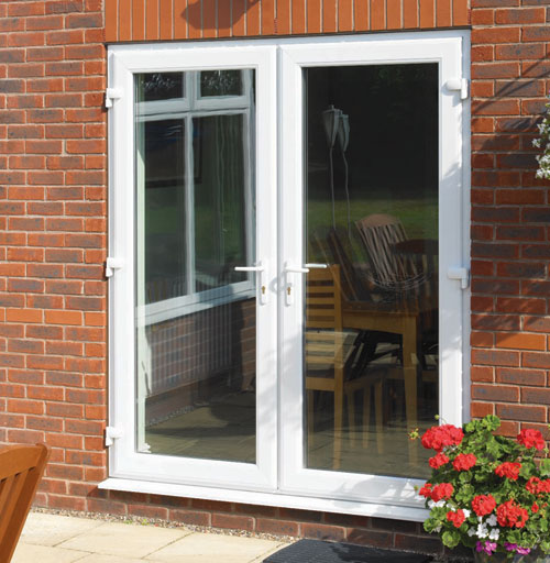 French Doors with Side Windows 500 x 512