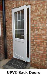Door upvc window gallery for Cheap upvc back door