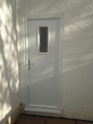 Composite back doors for Residential back doors