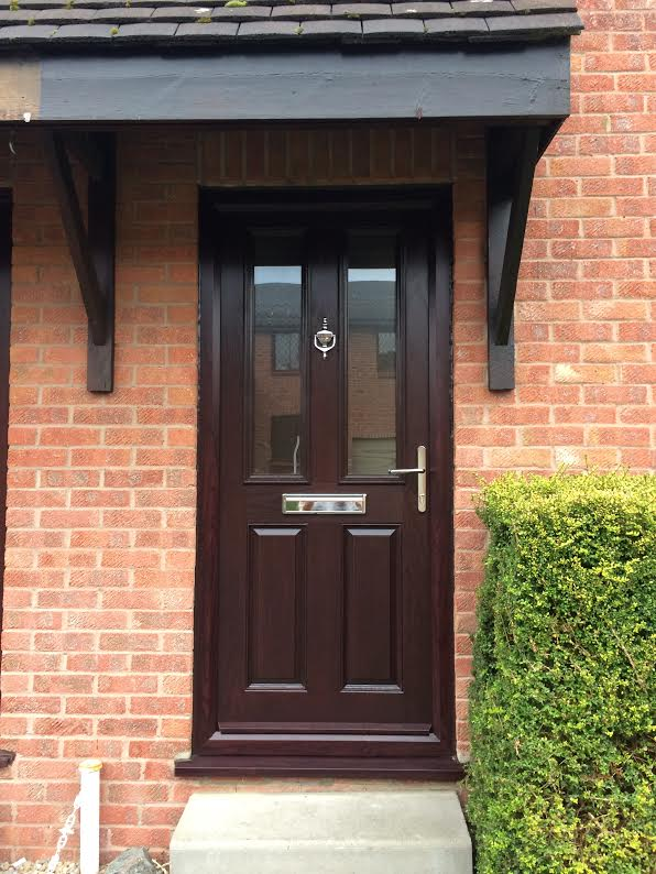 composite back door