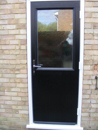 Composite Door No Glass