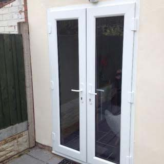Upvc french door gallery for Upvc french doors draught
