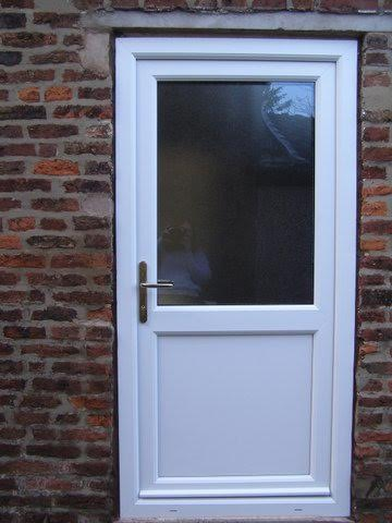 Upvc back door gallery for Back door styles