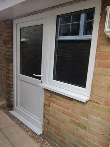 Upvc Back Door Gallery