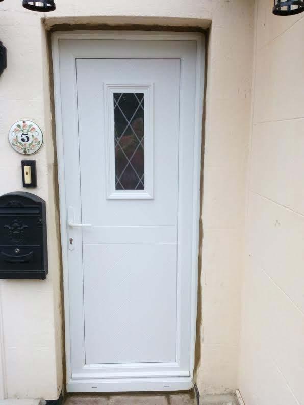 Upvc Back Door Gallery