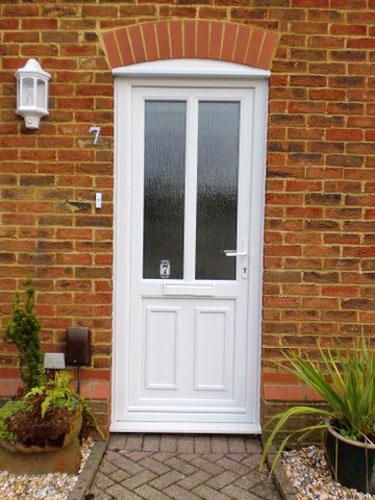 Door frame sizes mm for New upvc door and frame