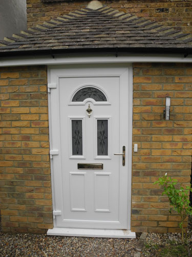 Carter Three Orlando UPVC Door