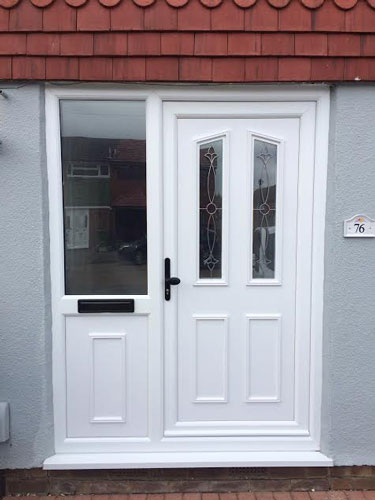 Side panels for upvc doors composite doors - Upvc double front exterior doors ...