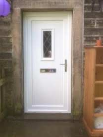 Monroe Diamond Lead UPVC Door
