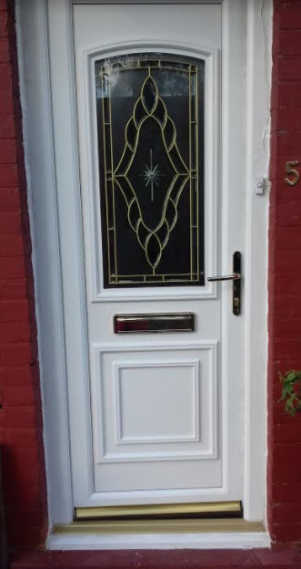 Roosevelt One Sentiment UPVC Door