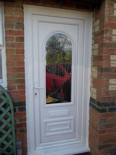Roosevelt One Springfield UPVC Door