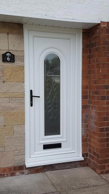 Washington One Legend UPVC Door